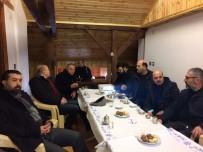 DIŞ HEKIMI - AK Parti Belediye Meclis Üyeleri Bilgilendirildi