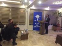 RAMAZAN GÜL - AK Parti Cumhurbaşkanlığı Hükümet Sistemini Anlatıyor