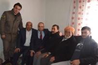 TEDAVİ SÜRECİ - AK Parti'li Mersinli'den El Bab Gazisine Ziyaret