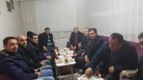 CENNET - AK Parti Pazaryeri İlçe Teşkilatının Haftalık Toplantısı