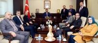 Anadolu Evet Platformu'ndan Başkan Atilla'ya Ziyaret