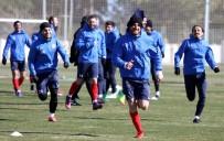 RıZA ÇALıMBAY - Antalyaspor, Karabükspor Hazırlıklarını Sürdürüyor