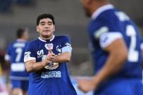 MARADONA - Arjantinli Efsane Maradona, FIFA'da Göreve Başladı