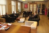 CENGİZ YAVİLİOĞLU - Bakan Yardımcısı Yavilioğlu, Başkan Karaçanta'yı Ziyaret Etti