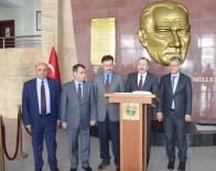 TURGAY ALPMAN - Bakan Yardımcısı Yavilioğlu Iğdır'da