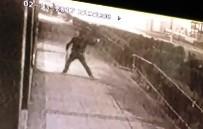 Banka Ve ATM Saldırganı Güvenlik Kamerasında