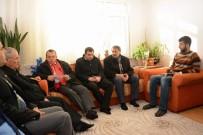 HASAN CEYLAN - Başkan Acar, Hakkari Ve El Bab Gazilerini Ziyaret Etti
