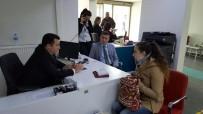 Başkan Bakıcı Vatandaşları AK Masada Karşıladı