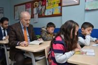 Başkan Kafaoğlu Öğrencilere Kitap Okudu