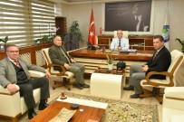 Başkan Kayda'ya Taziye Ziyareti