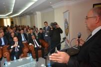 AHMET NECDET SEZER - Başkan Kutlu Esnafa Yeni Anayasa Ve Yeni Cumhurbaşkanlığı Sistemini Anlattı