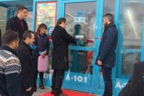 Başkan Vekili Akgül'dan Market Açılışı