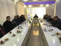 Başkan Yaman, Belediye Çalışanları İle Buluştu