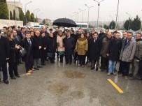 SAKARYA VALİSİ - Başsavcı Ercan'a Veda Töreni Düzenlendi