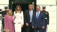 ABD BAŞKANI - Beyaz Saray'da kritik görüşme