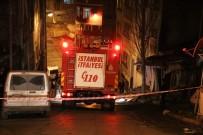 TAKSIM - Beyoğlu'nda korkutan patlama
