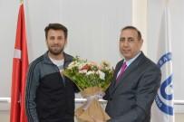 KıRıKKALE ÜNIVERSITESI - BÜ BESYO Müdürlüğüne Doç. Dr. Taner Bozkuş Atandı
