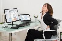 ŞIŞMANLıK - Bu Rahatsızlık Masa Başı Çalışanların Korkulu Rüyası