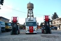 Ceylanpınar Belediyesi Araç Filosuna 3 Yeni Araç
