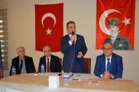 DİSİPLİN KURULU - CHP Genel Başkan Yardımcısı Bülent Tezcan'dan Söke'de Partilileriyle Buluştu