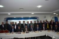 PAZARCI ESNAFI - Çorlu Kapalı Pazaryeri İçin İmzalar Atıldı
