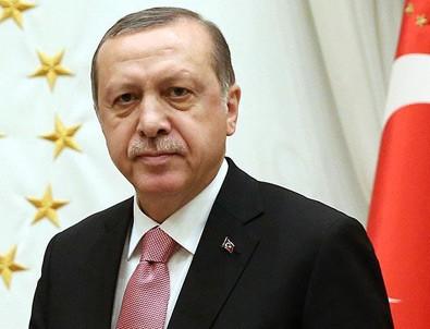Cumhurbaşkanı Erdoğan'dan Berdimuhammedov'a tebrik