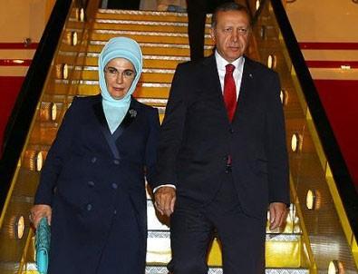 Cumhurbaşkanı Erdoğan Medine'de!