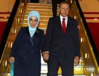 EKONOMİ BAKANI - Cumhurbaşkanı Erdoğan Medine'de!