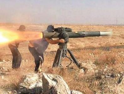 DAEŞ'in silahları o ülkeden