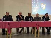 Dinar'da 'Öğrenci Taşıma Güvenliği' Toplantısı Yapıldı