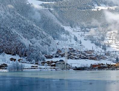 Doğu Karadeniz'de yoğun kar uyarısı