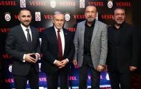 GALATASARAY LISESI - 'Efsane Aslanlar' Galatasaray'ın Tarihini Anlatacak