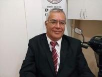 POLİS İMDAT - Engelliler Derneği Başkanı Çelik, Dolandırıcılara Karşı Uyardı