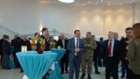CUMHURİYET ALTINI - Erciş Belediyesi Evlendirme Salonu Hizmete Açıldı