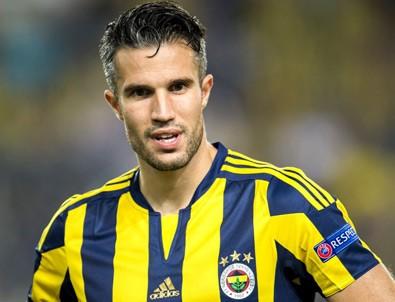 Fenerbahçe'den flaş Van Persie kararı