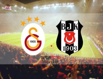 Galatasaray - Beşiktaş derbisi tarihi belli oldu