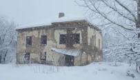 Gevaş'ta Kar Yağışı