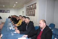 TÜRKİYE TAŞKÖMÜRÜ KURUMU - GMİS, Karadon Şube Temsilciler Toplantısı Yapıldı