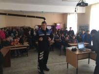 TOPLUM DESTEKLI POLISLIK - Gölbaşı İlçesinde 'Güvenli Okul Güvenli Gelecek' Projesi Devam Ediyor