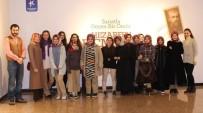 EBRU SANATı - GSA, 75'İnci Atölye Çalışması İle Binlerce Öğrenciye Ulaştı