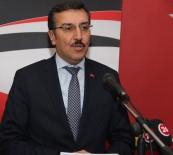 HARUN KARACAN - Gümrük Ve Ticaret Bakanı Tüfenkci'nin Eskişehir Ziyareti