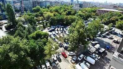 Güvenpark'taki minibüs durakları için yeni proje!