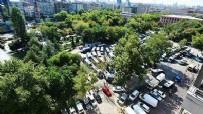 PLEVNE MAHALLESI - Güvenpark'taki minibüs durakları için yeni proje!