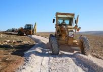 MEHMET YıLDıZ - Haliliye Belediyesi Yıldız Mahallesinde Yol Çalışmalarını Tamamladı