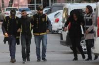 TOPLU TAŞIMA - Hırsızlık Zanlısı Koca Tutuklandı Eşi Ev Hapsi Aldı
