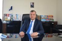 GAZI ÜNIVERSITESI - İçişleri Bakanlığı Başkontrolörü Yıldız GABB'a Atandı