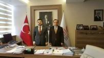 İSMAİL KAŞDEMİR - İl Müdürü Ercan'dan Kaşdemir'e Ziyaret