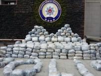 UYUŞTURUCU OPERASYONU - İstanbul'da Bir Ton Uyuşturucu Yakalandı