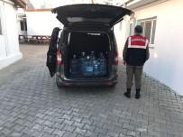 ALKOLLÜ İÇKİ - İzmir'de Kaçak İçki Operasyonu Açıklaması 3 Gözaltı