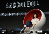 ANDROİD - Japon Teknolojisinden İnteraktif İnsansı Robot Açıklaması Androidol U